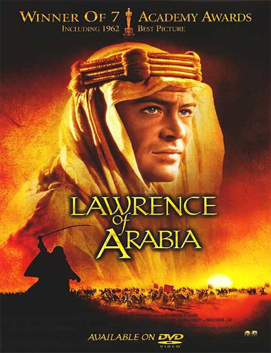 Ver Lawrence de Arabia (1962) Online