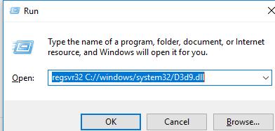 Télécharger D3d9.dll Fichier Gratuit Installer