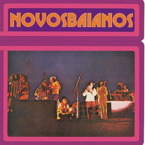 Polysom relança discos dos Novos Baianos e O Rappa