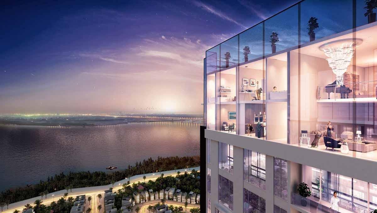 Penthouse Duplex Sun Group Lương Yên