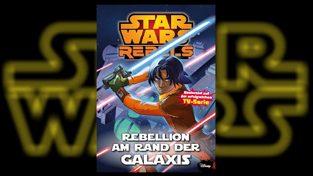Recenzja - Star Wars Rebels, Band 3: Rebellion am Rand der Galaxis (Rebelia na krańcu galaktyki) - Martin Fisher, Jeremy Barlow