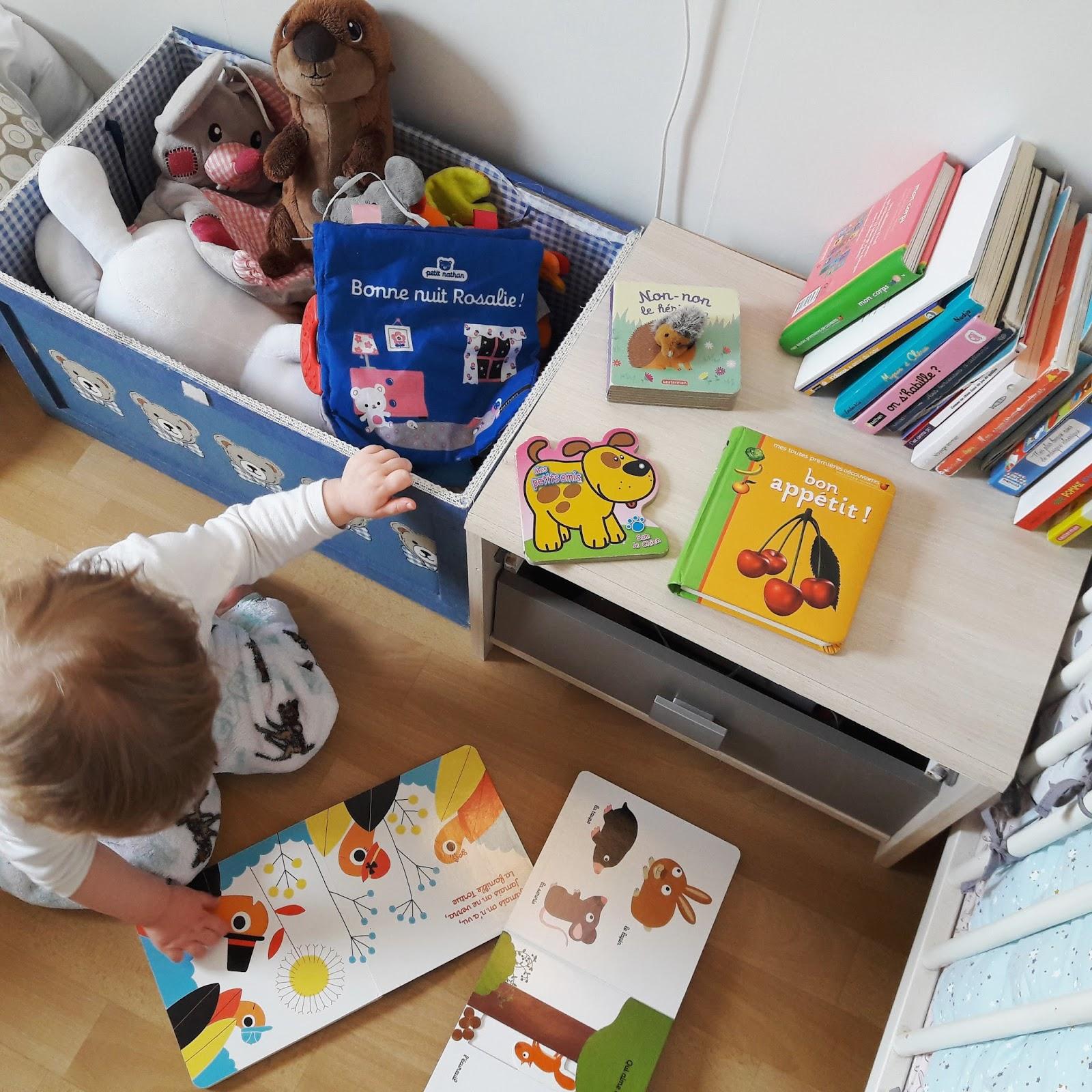 3 activités Montessori pour intéresser les enfants à la lecture