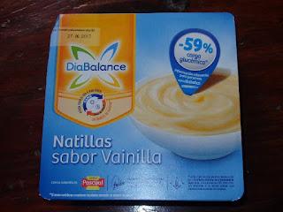 Natillas de Vainilla, Diabalance