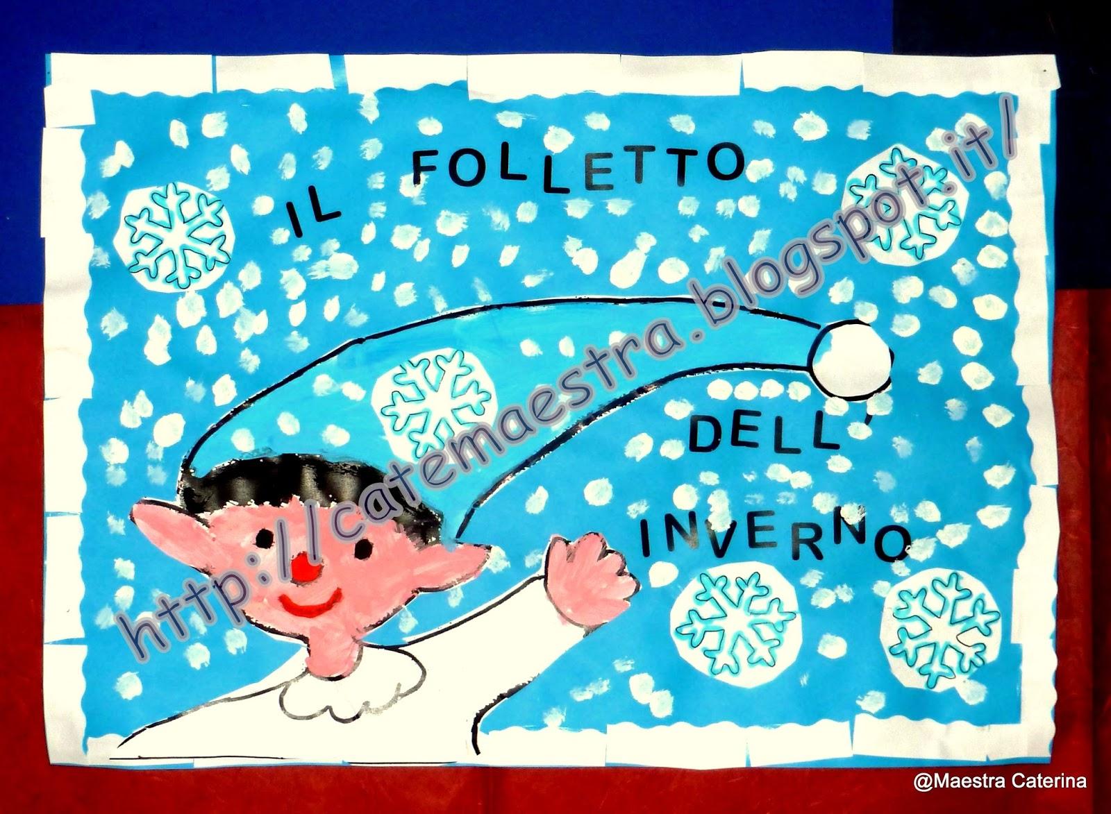 Maestra Caterina Il Folletto Dell Inverno