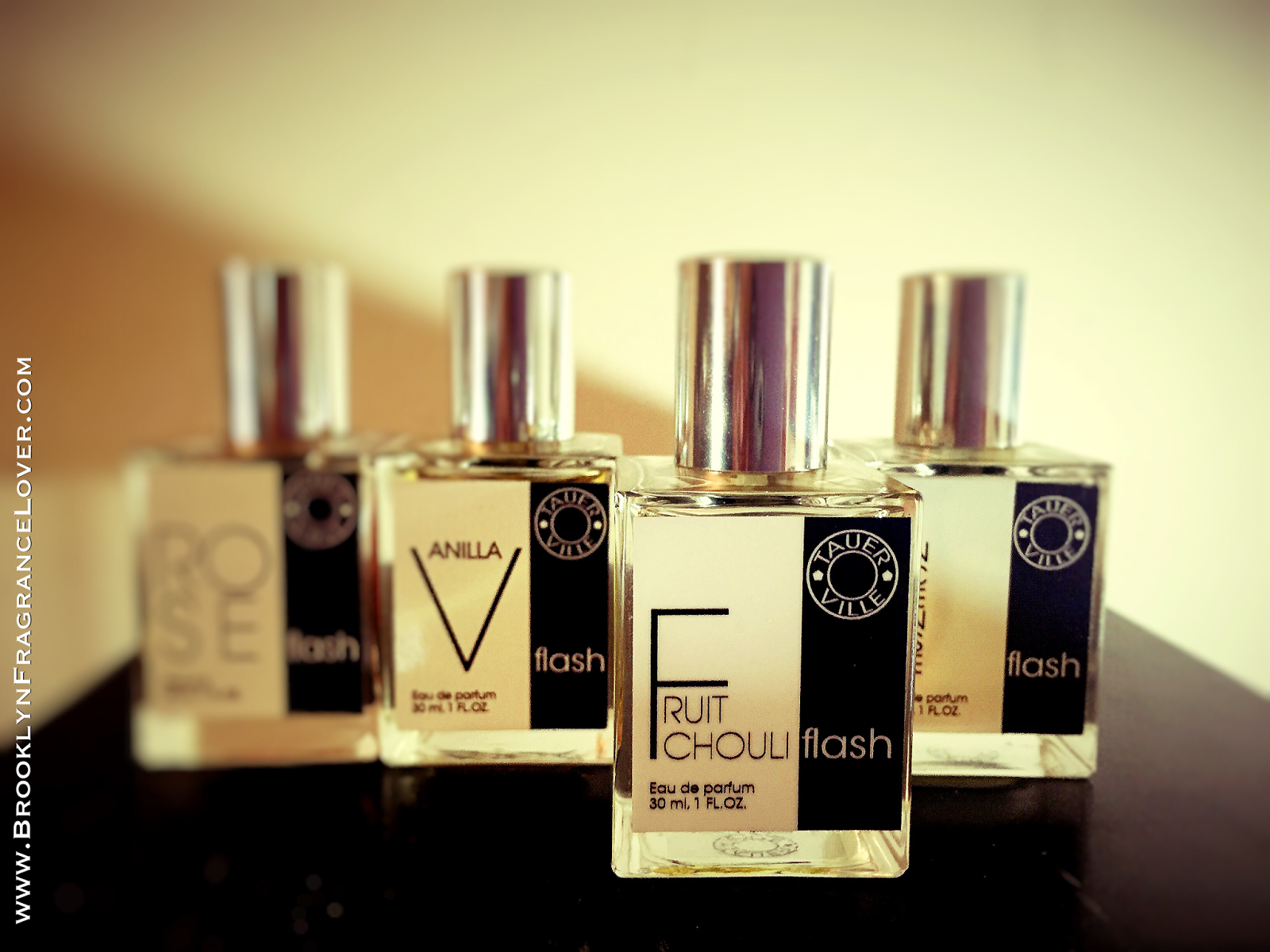 Brooklyn Fragrance Lover New Tauerville Fruitchouli Flash Review