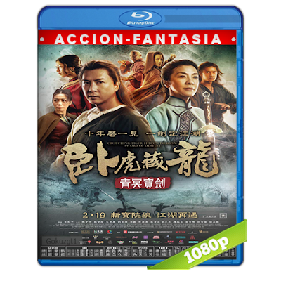 El Tigre Y El Dragon La Espada Del Destino (2016) BRRip Full 1080p Audio Trial Latino-Castellano-Ingles 5.1