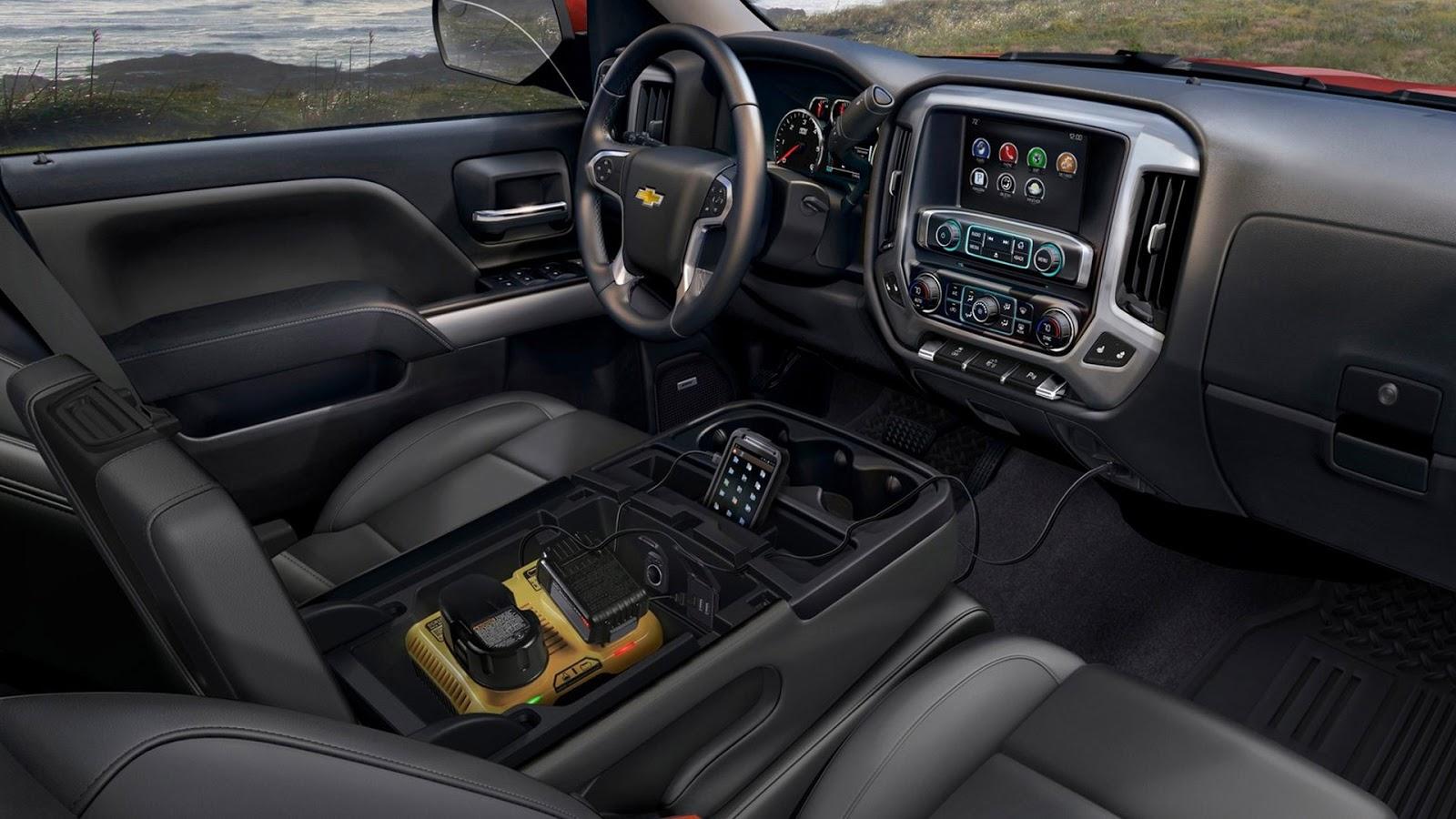 2014 Chevrolet Silverado Review Cars Review