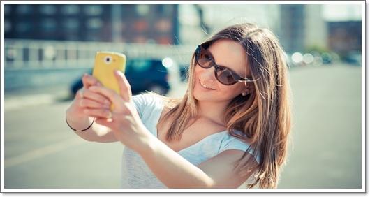 Wie sieht man bei Fotos und Selfies gut aus