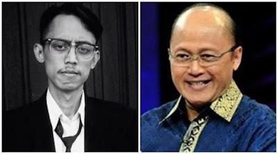 Mario Teguh dan Ario Kiswinar