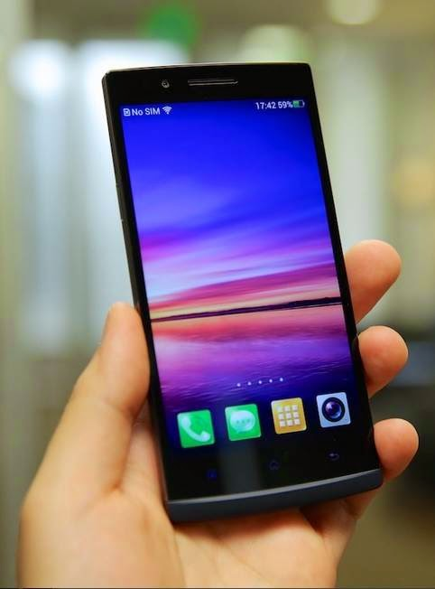 Smartphone Oppo Find 5