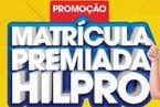 Promoção Matrícula Premiada Hilpro