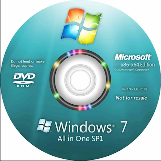 Windows 7 AIO SP1