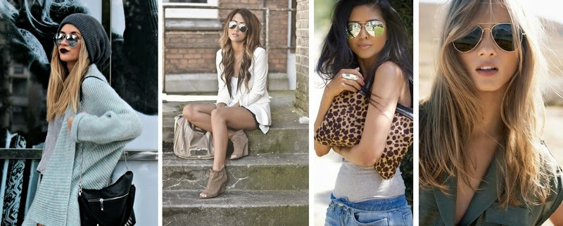 How to wear aviators tips and outfits