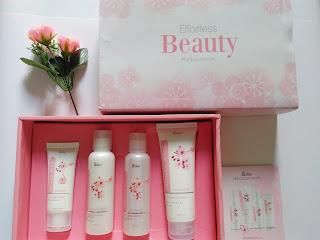 Fanbo Precious White Skincare Milk cleanser, Toner, Facial Wash dan Moisturizer
