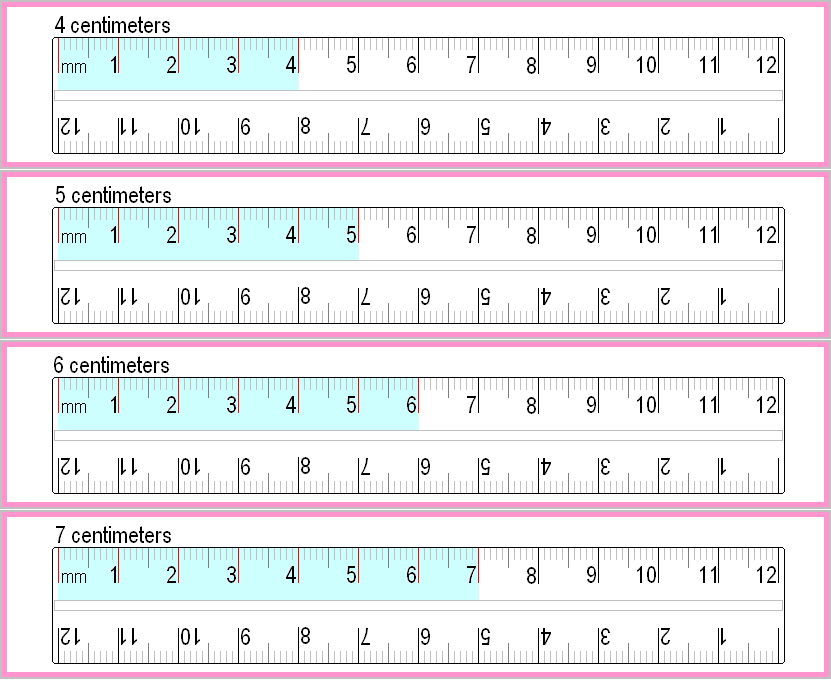 Free Printable Mm Ruler Actual Size