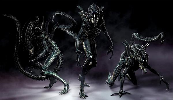 Especial 5 películas con peligrosos monstruos espaciales - Aliens