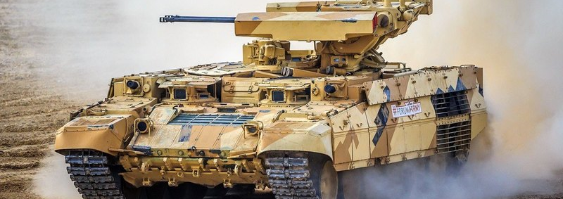 Росія створює безекіпажні танки на базі Т-73Б3