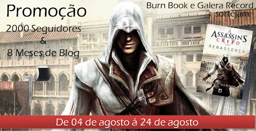 Promocao: Assassins Creed Renascenca 7