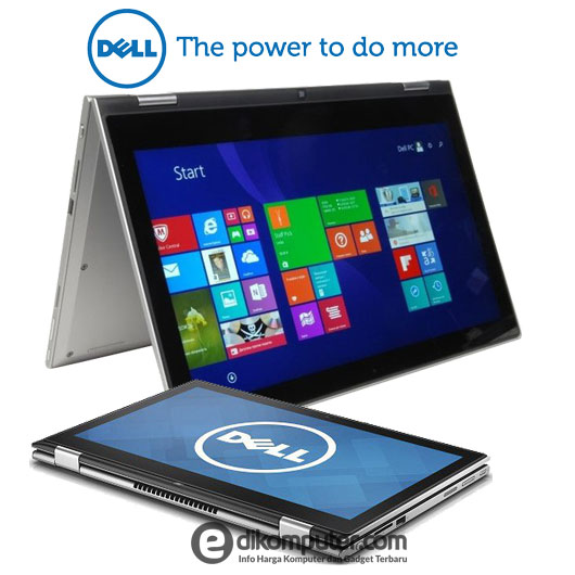 Harga Laptop DELL Inspiron 13 7348 Core i7-5500U
