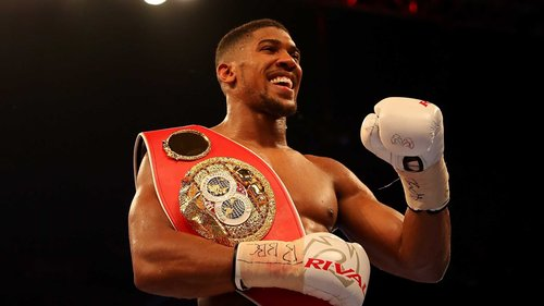 Glo signs on Anthony Joshua as Brand Ambassador