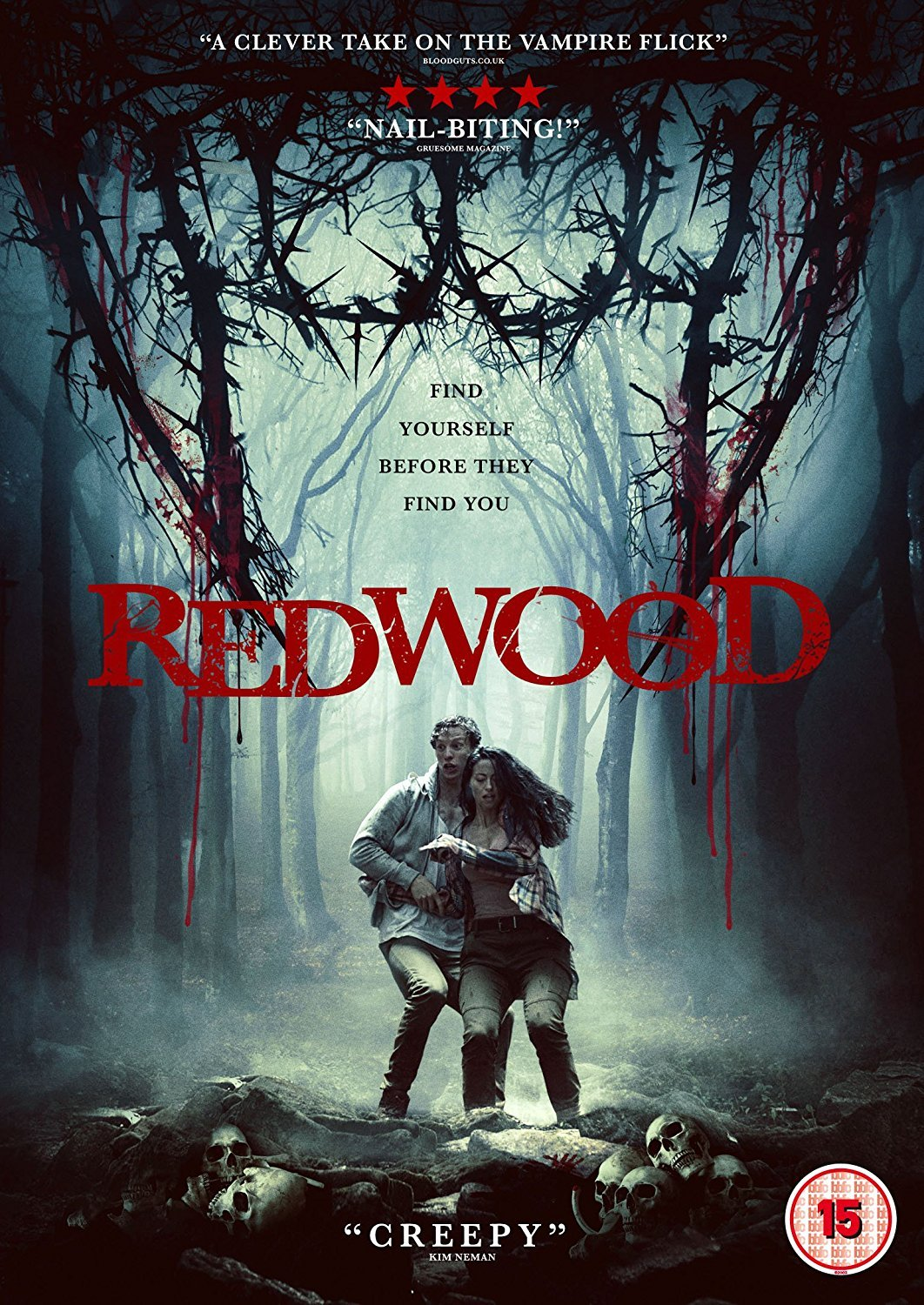 Horror Film Review: Redwood (2017) | Addicted to Media