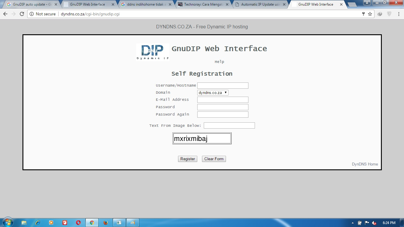 Cara Daftar dan Setting DDNS Indihome Untuk CCTV - A4Maha Group