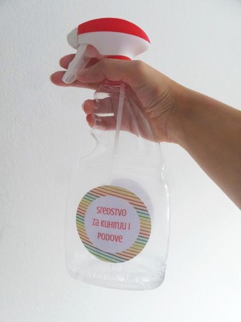 Označavanje bočica naljepnicama