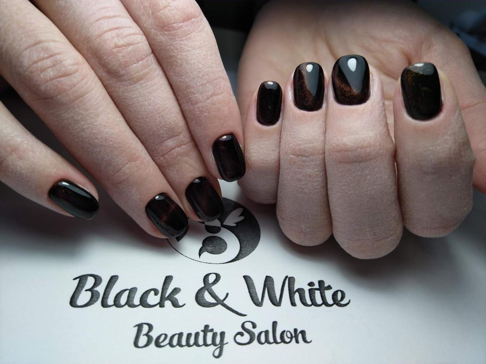 Black & White Nails Art Disign: Broken Nine Inch Nails Torrent