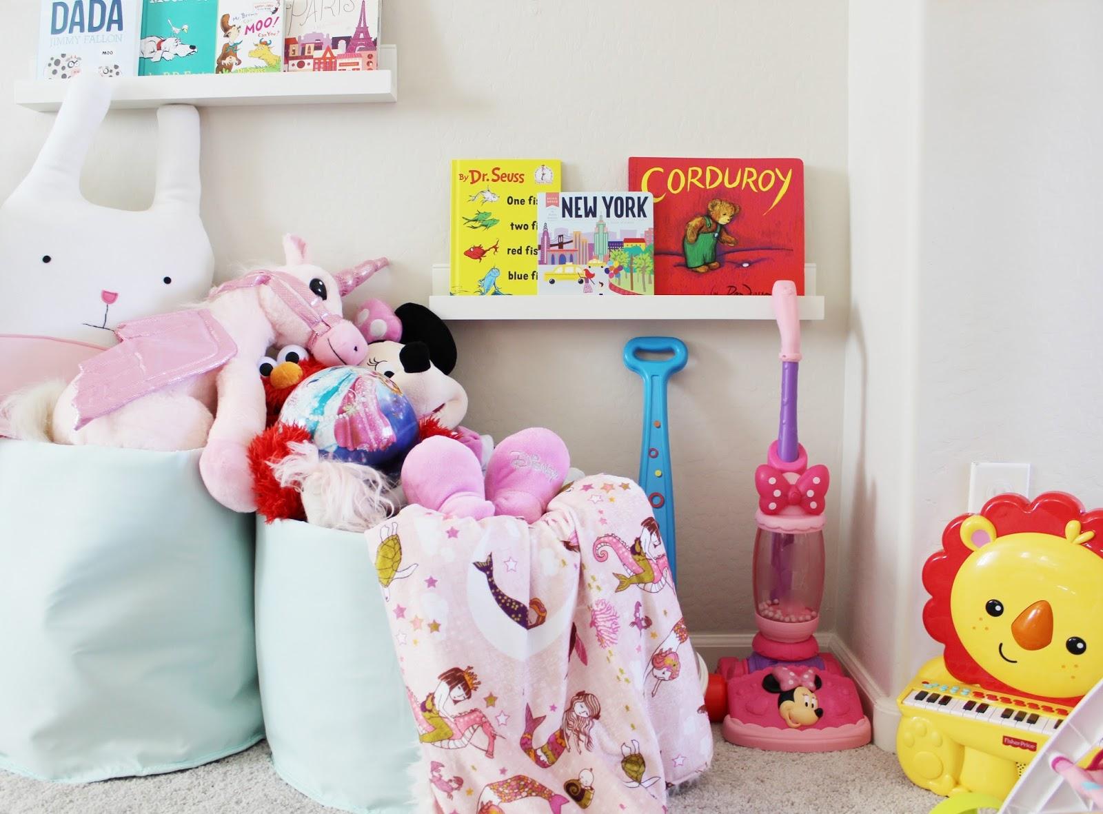 Aubrey Kinch The Blog Playroom Reveal