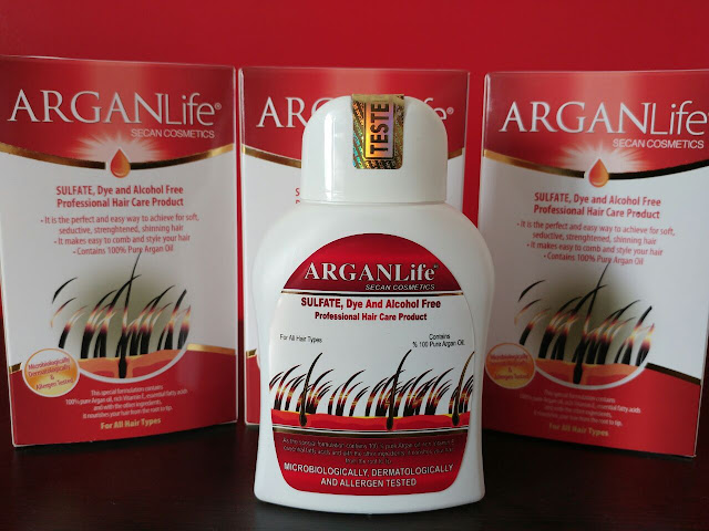 ARGANLife Professional Hair Care Shampoo