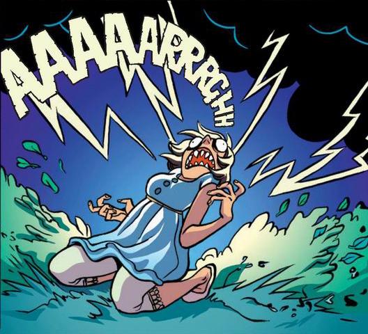 giant days tom 5 jak nie teraz to kiedy, non stop comics, recenzja komiksu