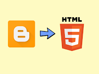 Convert Blogger Template to HTML EASIEST Way