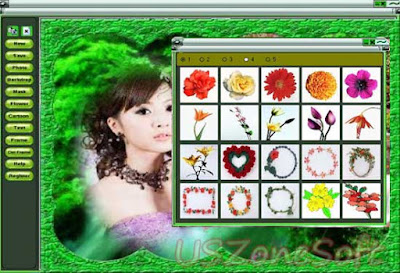 Magic Photo Editor best free image editing software to add special effect creator with photo frames effect, photo flowers effect, photo clip art effect, photo cartoon effect that make your photo interesting program, photo shining program and photo beautiful program free download, magic photo editor background, magic photo editor free download full version, magic photo frame, magic photo editor online.