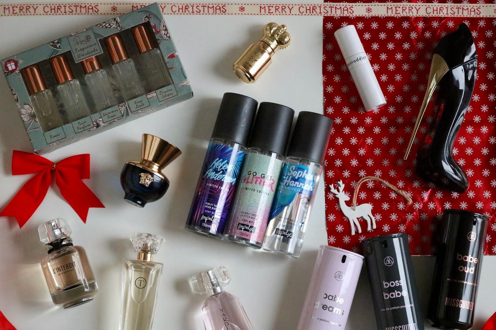 Christmas Gift Guide: Fragrance Lovers