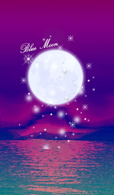 Lucky Blue Moon 55