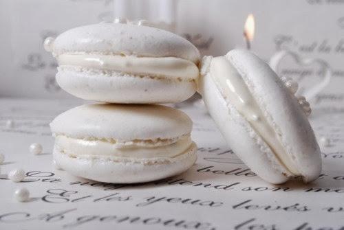 Joyeux Anniversaire - macarons