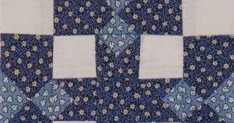 Moore About Nancy St Louis Star Quilt Block