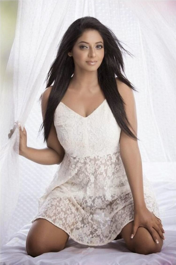 Reshma Pasupuleti Portfolio Photoshoot  Indian Girls -2196