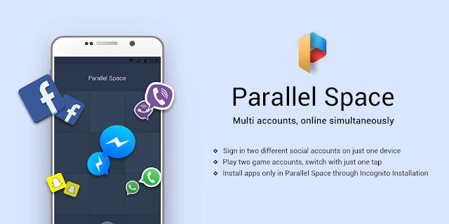Parallel Space Mutli-Accounts