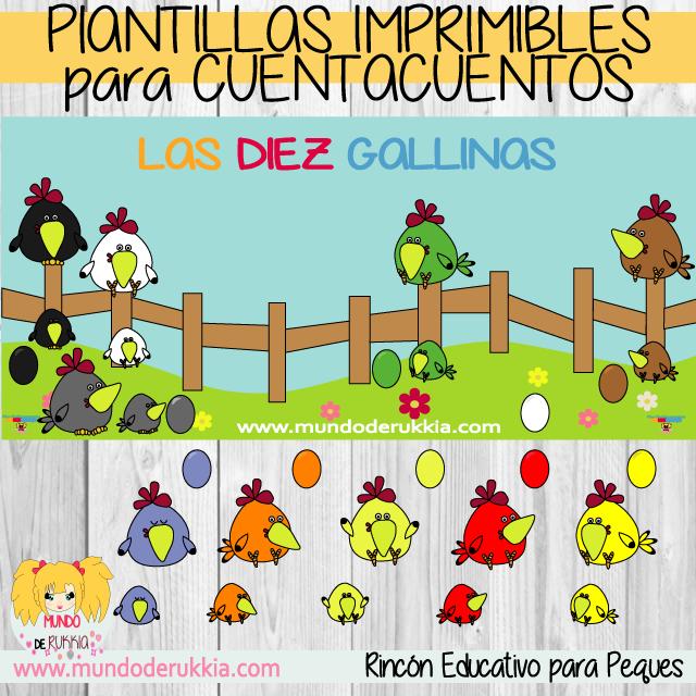 diez-gallinas-plantillas-imprimibles