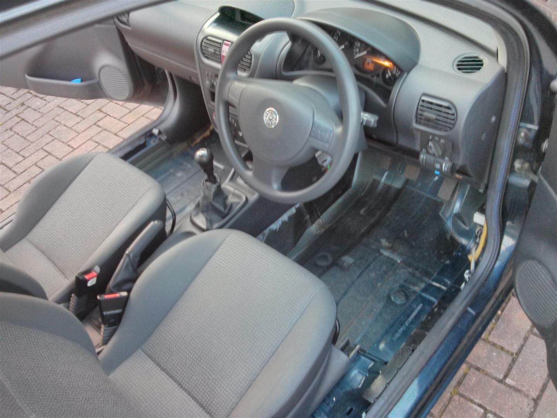 Cars, code and other fun stuff: Corsa C water leak fixes  Drivers