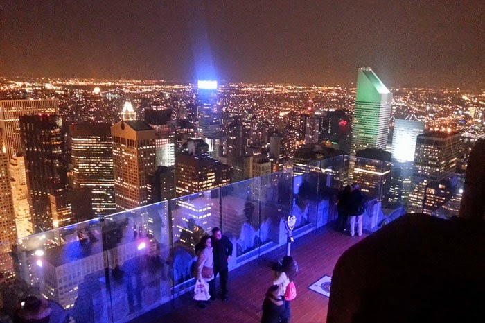 New York :: Spectacular Views Top of the Rock