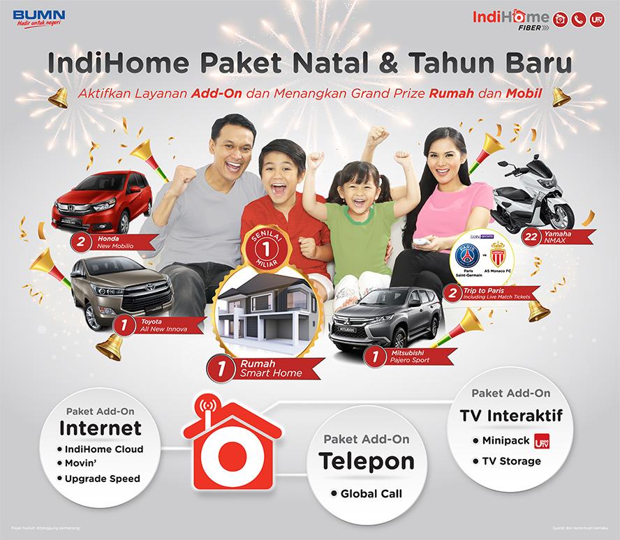 Harga Paket Promo Indihome Bandung - Tahitian Noni Jakarta Indonesia