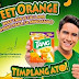 Sweet Orange Juice: Tang made especially for Mindanao