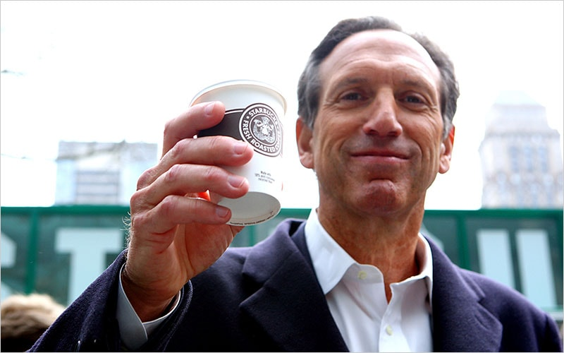 Starbucks история