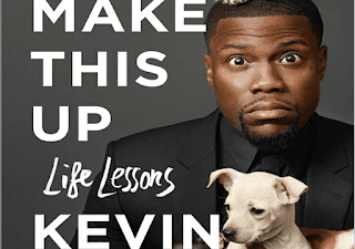 I didn't know I had gotten to the end of 'I Can't Make This Up' when I reached page 407. I didn't want to stop learning. Kevin Hart's book is a killer ride y'all need to jump on. You need that text to survive. From growing up under a strict mum whose parenting would later mould his life's perspective to hustling from the scratch to experiencing life's fair share of ups and downs, Kevin Hart in I Can't Make This Up bares it all.