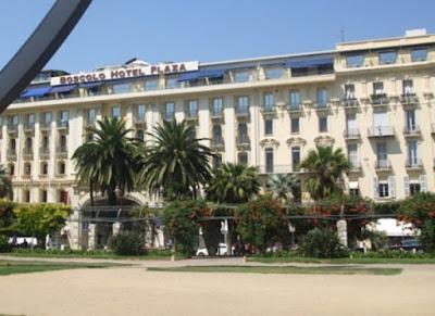 Boscolo Exedra hotel in Nice
