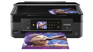 Epson Expression XP-411 driver descargar