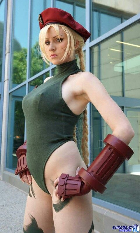 maryjane cosplay cammy white pics 03