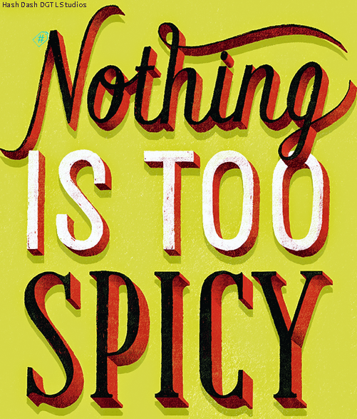 Nothing is too Spicy to sell // How you sell it makes it sweet! #plbkkt via #hshdsh